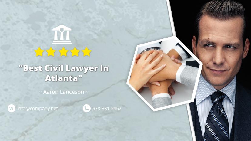 attorney facebook cover design