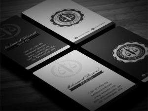 best attorney business cards