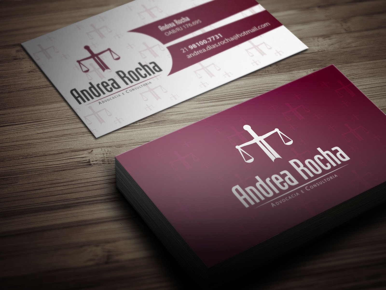 business cards for attorneys - Fieldstation.co